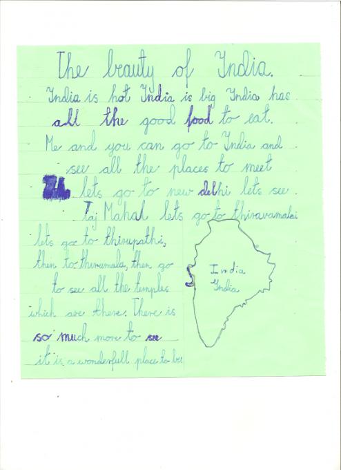 Siddath G, Indija
