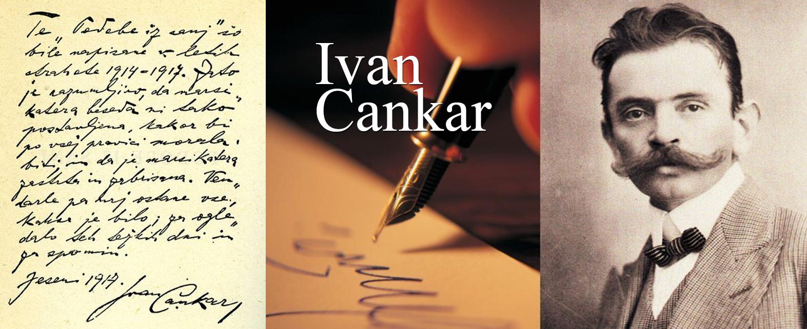 Šolsko tekmovanje v znanju slovenščine za Cankarjevo priznanje